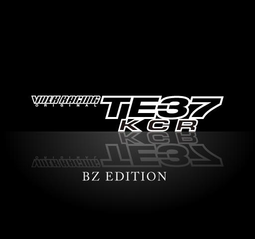 TE37 KCR BZ EDITION