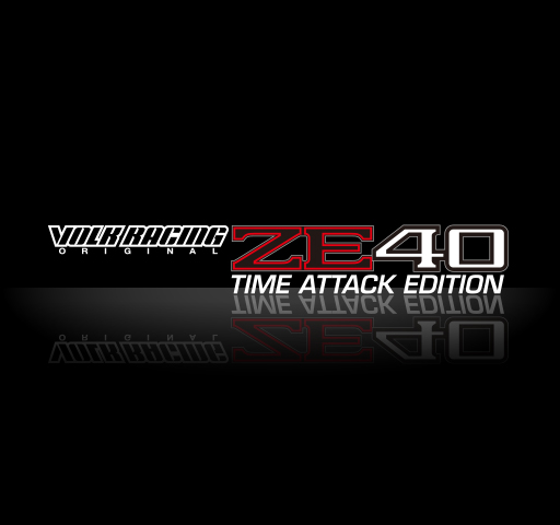 ZE40 TIME ATTACK EDITION